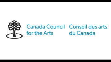 Canada Council for the Arts/Conseil des arts du Canada logo