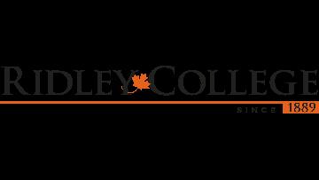 Ridley College logo