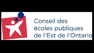 Conseil des écoles publiques de l'Est de l'Ontario logo
